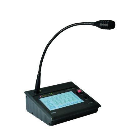 PASO TSB8500-V  | Certifierad system och utrymningsmikrofon - talat utrymningslarm