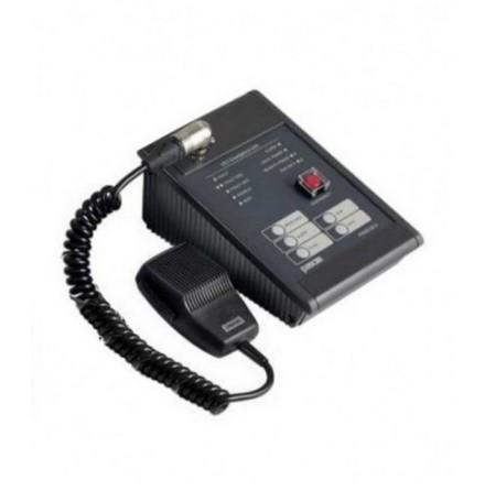 PASO PMB132-V  | Certifierad utrymningsmikrofon - talat utrymningslarm