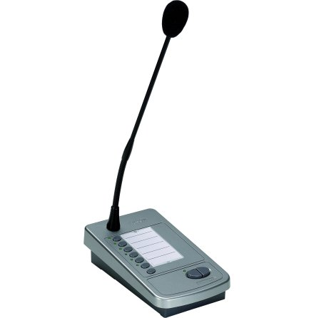 PASO PMB106-G | Systemmikrofon 6-zoner