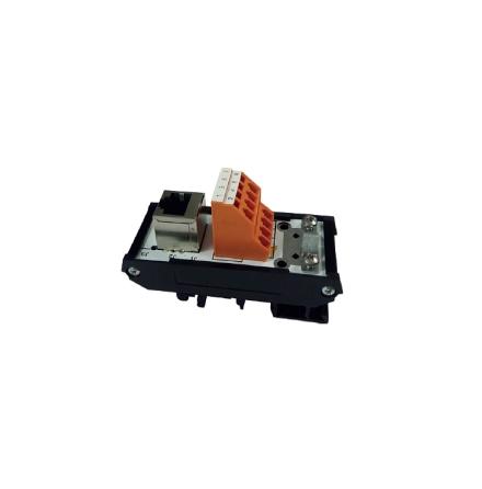 PASO ACRJ45/M-DIN | Kabeladapter DIN motage
