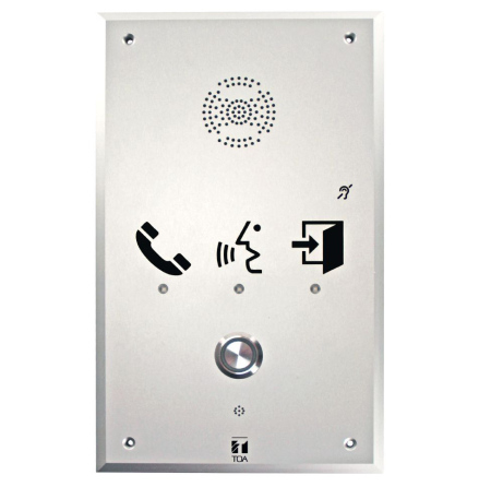 TOA N-8640DA | IP Anropsapparat IP-65 IK02