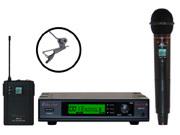 ANSR AUDIO AW7500, Mottagare, beltpack sändare och handmikrofon