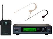 ANSR AUDIO AW7572-17, Mottagare, beltpack sändare och AM-17 mikrofon