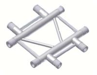 Alur Solutions horisontellt 4-vägs Tvärstycke - KN-22 - 2-punktstross