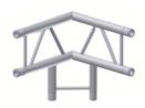 Alur Solutions vertikalt 3-vägs hörn 90º för ben- K-30 - 2-punktstross - tross system för medelstora applikationer av permanenta och tillfälliga konstruktioner