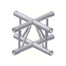 Alur Solutions vertikalt 4-vägs tvärstycke- K-30 - 2-punktstross - tross system för medelstora applikationer av permanenta och tillfälliga konstruktioner