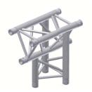 Alur Solutions 3-vägs Vertikalt T-stycke - K-30 - 3-punktstross - ett utmärkt tross system för medelstora applikationer av permanenta och tillfälliga konstruktioner