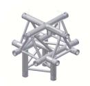 Alur Solutions 5-vägs kors spets uppåt  - K-30 - 3-punktstross - ett utmärkt tross system för medelstora applikationer av permanenta och tillfälliga konstruktioner