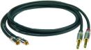 Klotz ALPP | RCA-Tele kabel