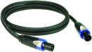 Klotz SC7 | Klotz 2x4,0 Högtalarkabel med Neutrik NL4FX-BAG
