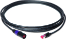 Klotz RC5UER | Klotz CAT5 kabel för mobilt bruk med Neutrik etherCON till RJ45