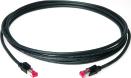 Klotz RC5URR010 | Klotz CAT5 kabel för mobilt bruk med Hirose RJ45