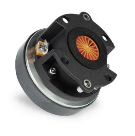 Faital Pro HF105   Kompressionsdriver med ringmemebran av Ketone och radialfasplugg