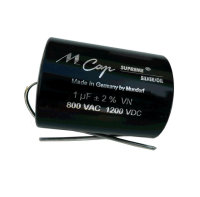 Mundorf M-Cap Supreme Silver.Oil | High-end kondensator