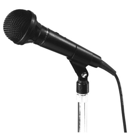 TOA DM-1100   Dynamisk mikrofon för tal applikationer