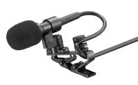 TOA EM-410 | Miniatyr mikrofon för föreläsningar och predikan