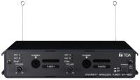 TOA WT-4820 | 2-kanalig mottagare med plats för 2x16 kanaler
