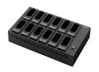 TOA BC-5000-12   Laddare för trådlösa mikrofoner