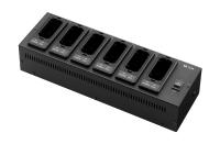 TOA BC-5000-6   Laddare för trådlösa mikrofoner