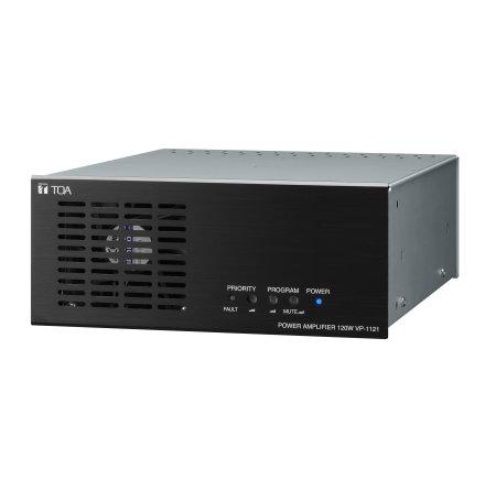 TOA VP-1121 | Effektförstärkare 120 Watt 100V