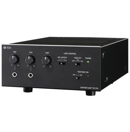 TOA TS-770 | Centralenhet konferenssystem