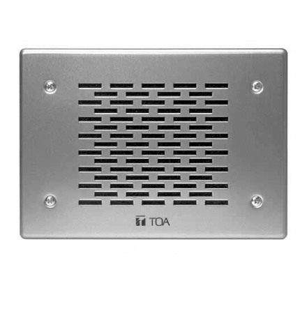 TOA PC-391 | Vägg högtalare för infällnad