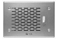 TOA PC-391T | Vägg högtalare för infällnad med volymkontroll
