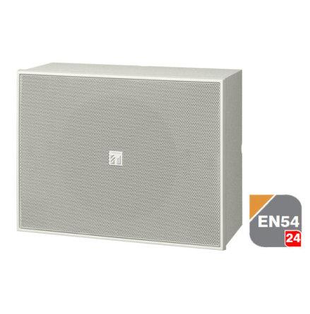TOA BS-678BSW   EN 54-24 certifierad vägg högtalare