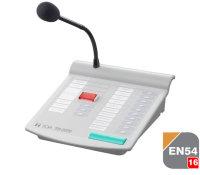 TOA RM-200M | Utropsmikrofon med fjärrstyrning