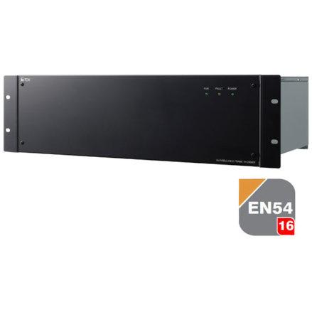 TOA VX-2000SF | EN 54-16 Certifierad Utgångs och övervakningsenhet