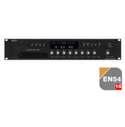 TOA SX-2100AI | EN 54-16 Certifierad Ingångsenhet