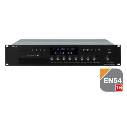 TOA SX-2100AO | EN 54-16 Certifierad Utgångsenhet