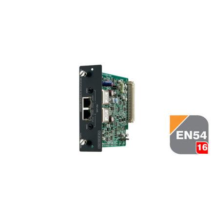 TOA SX-200RM | EN 54-16 Certifierad Ingång för fjärrstyrningsmikrofoner