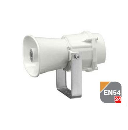 TOA SC-615BS   EN 54-24 Certifierad hornhögtalare för utropsanläggningar