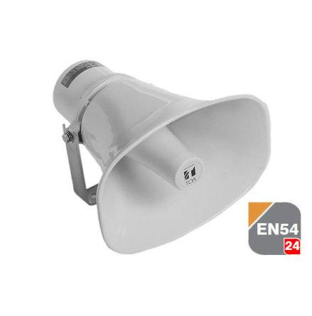 TOA SC-630M EB-Q   EN 54-24 Hornhögtalare för talade larmanläggningar
