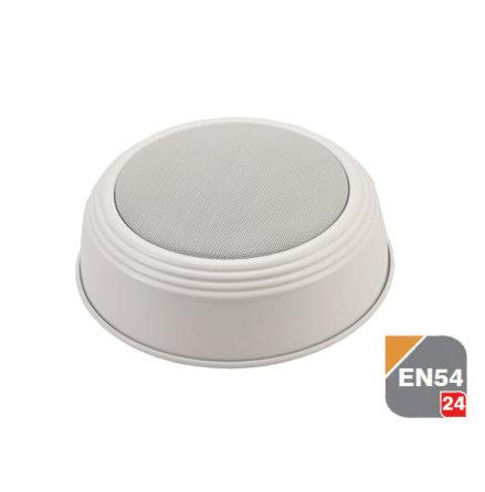 TOA PC-275AB-EB   A/B krets Takhögtalare Certifierad EN 54-24