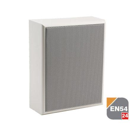 TOA PC-250AB-EB   A/B krets Vägghögtalare Certifierad EN 54-24
