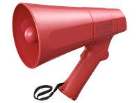 TOA ER-520S | Rös handhållen Megafon med Siren funktion