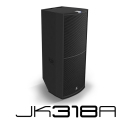 Master Audio JK318A | Aktiv 3-vägs högtalare med DSP
