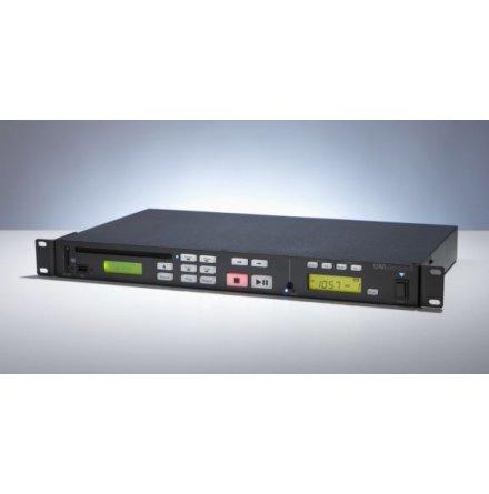 UNIElectronic URD1001 | Media Spelare och radio för rackmontage