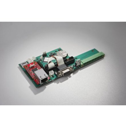 UNI Electronic UAC5 | Expansionskort RS-232 och portar