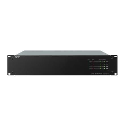 TOA VP-3304 | Digital Effektförstärkare 4x300 Watt EN 54