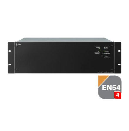 TOA VX-3000DS | Strömförsörjning EN 54