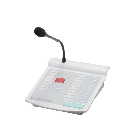 TOA N-8610RM | IP Utrops mikrofon