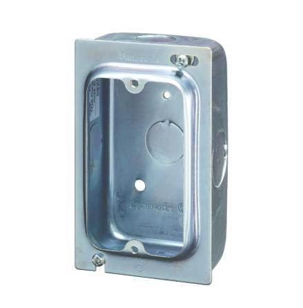 TOA YC-801 | Infällnads låda för väggmontering