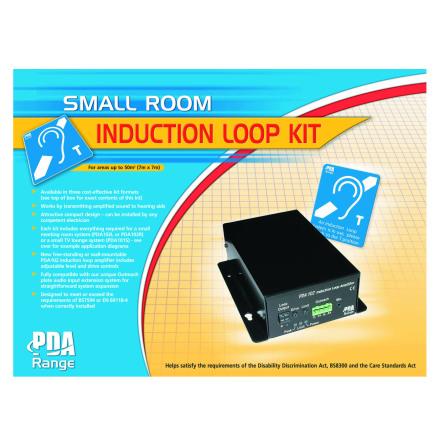 SigTEL PDA102   Paketlösning för hörslinga