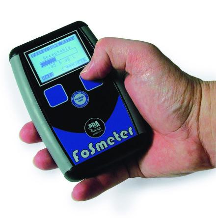 SigTEL FosMeter PRO | Mätinstrument för avprovning av hörslingor