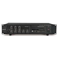 Work PA-60USB/R | Kompakt mixerförstärkare 60W med mediaspelare