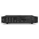 Work PA-120USB/R | Kompakt mixerförstärkare 120W med mediaspelare
