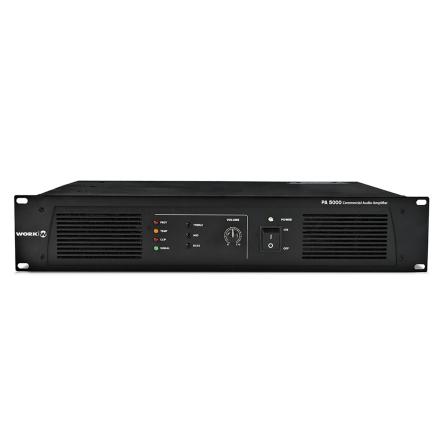 Work PA-5000 | Installationsförstärkare 480W 100V
